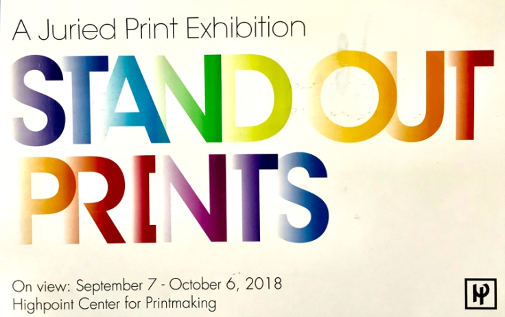 Stand Out Prints 2018